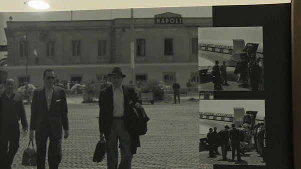 All'aeroporto di Napoli si viaggia nel tempo per salvare l'archivio fotografico