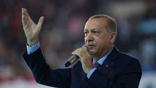 Erdoğan: ABD'nin içişleri ve adalet bakanlarının Türkiye'deki mal varlıklarını donduracağız