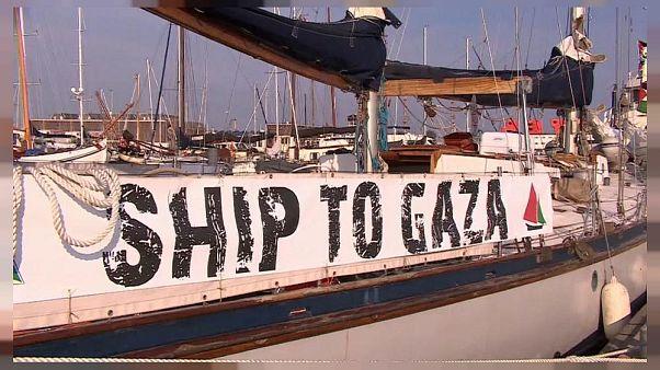 İsrail'den Gazze'ye insani yardım taşıyan Özgürlük teknesine müdahale