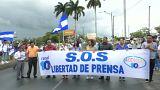 El grito de auxilio de la prensa independiente en Nicaragua