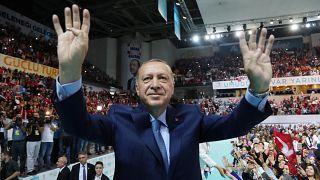 Turquia congela bens de governantes dos EUA