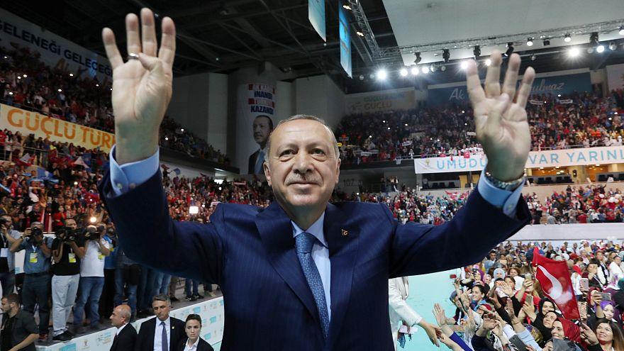 Erdoğan verhängt Sanktionen gegen zwei US-Minister
