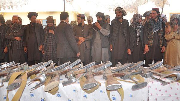 """العفو لعناصر """"داعش"""" الذين استسلموا في أفغانستان"""