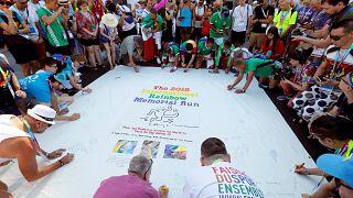 Paris'teki Gey Oyunları'na 91 ülkeden 13 bin sporcu katılıyor
