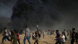 Trauerzug für 15-jährigen Palästinenser
