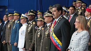 تلاش برای «ترور» رئیس جمهوری ونزوئلا ناکام ماند