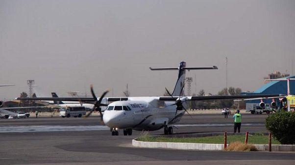 """وصول خمس طائرات إيطالية فرنسية جديدة من نوع """"ايه.تي.آر"""" إلى إيران"""