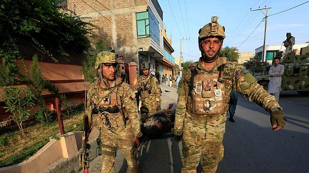 سه سرباز ناتو در انفجار انتحاری در شرق افغانستان کشته شدند