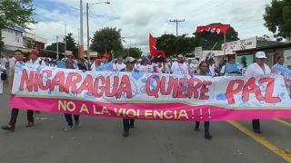 Nicaragua: Kundgebungen für und gegen Ortega
