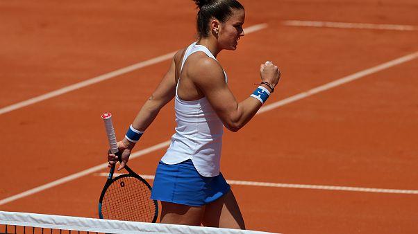 Θρίαμβος για τη Σάκκαρη! Στον τελικό του WTA της Καλιφόρνια