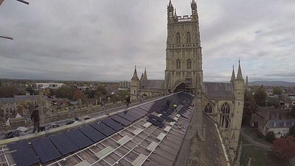 Megújuló energiára térnek át az anglikán templomok