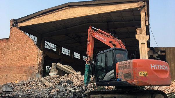 Κίνα: Οι αρχές κατεδάφισαν το στούντιο του Άι Γουέι Γουέι