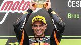 Miguel Oliveira vence GP da República Checa, em Moto2