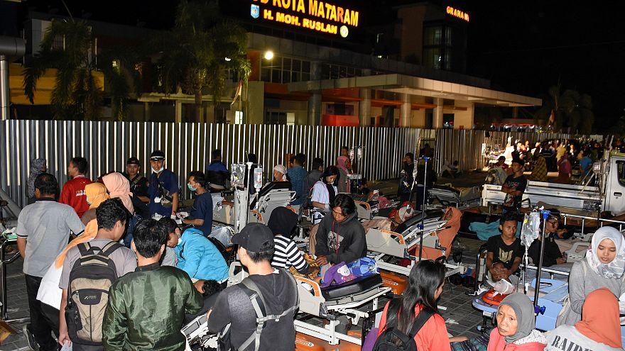 Sismo na Indonésia faz dezenas de mortos