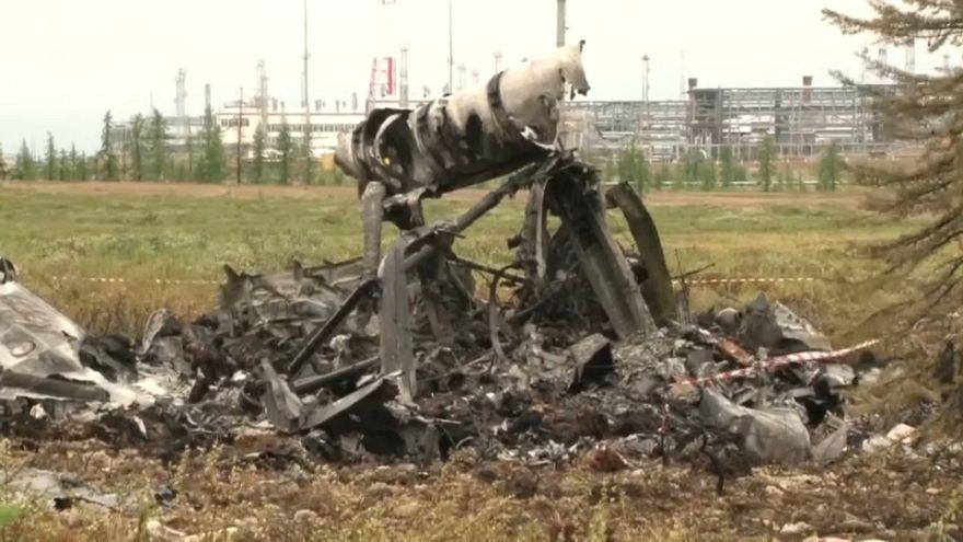 Ми-8: в Красноярском крае объявлен траур
