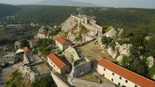 Büszke horvát ünnep
