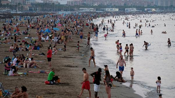 Extreme temperatures set to drop in Portugal