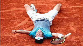 Tennis: la stagione d'oro degli azzurri