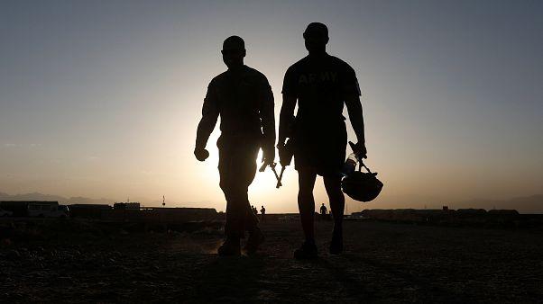 Атака смертника в Афганистане
