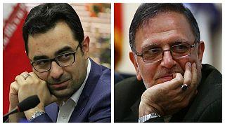 ولی الله سیف و احمد عراقچی