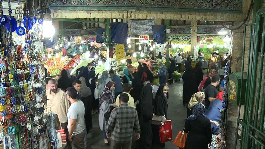 Sanções dos EUA ao Irão: reações nas ruas da capital