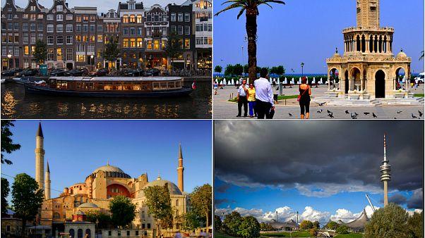 'Dünyanın en sağlıklı kentleri' listesi : Türkiye'den 2 kent son 10'da