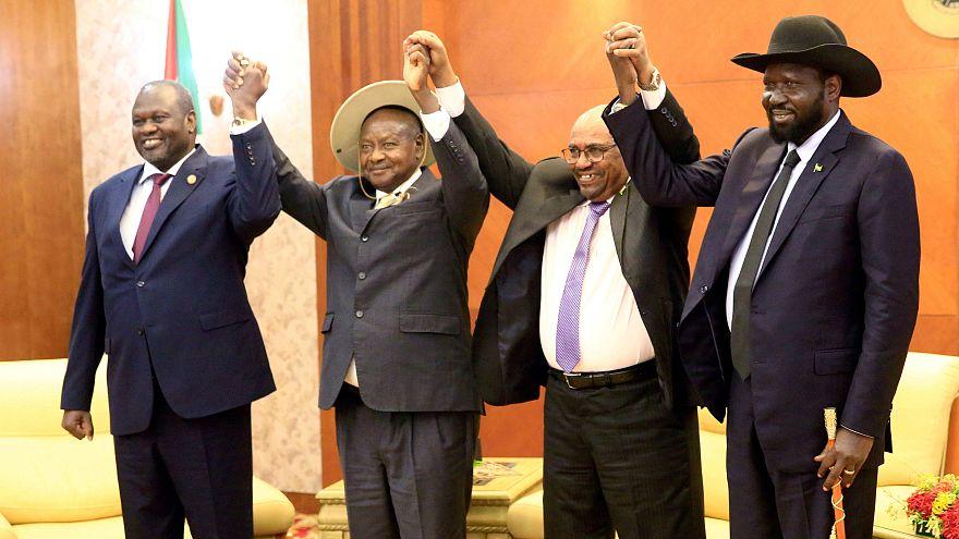 Güney Sudan'da iç savaşa son veren anlaşma sağlandı