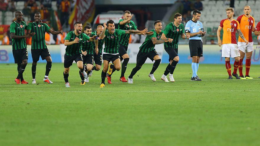 Süper Kupa şampiyonu Akhisarspor