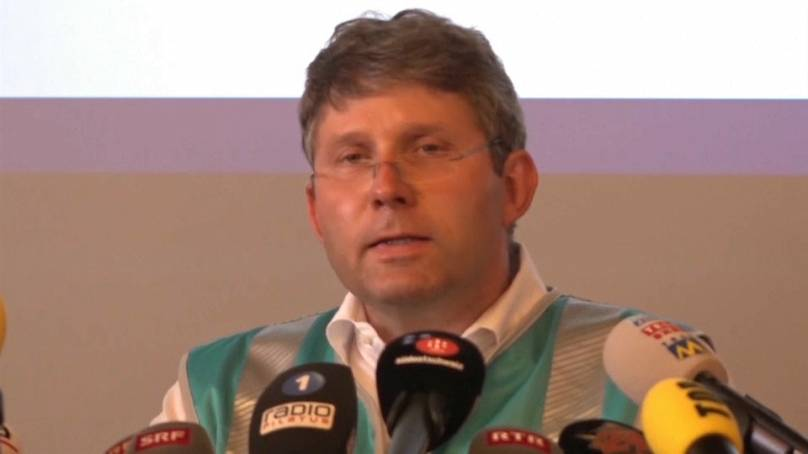 Daniel Knecht responsabile della sicurezza