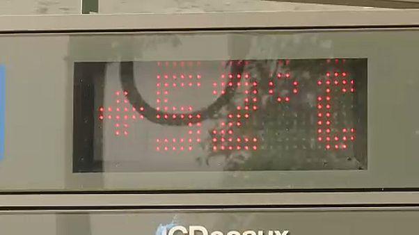Hitze macht Europa zu schaffen