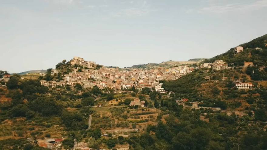 3.000 Einwohner zählt San Piero Patti