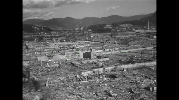 Hiroshima, 73 anni fa il disastro nucleare che spazzò via uomini e case