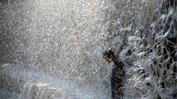 Aşırı sıcakların Avrupa'daki 8 etkisi