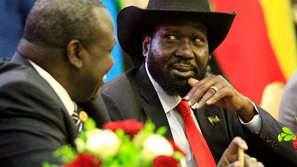 Presidente e líder rebelde alcançam acordo de paz no Sudão do Sul