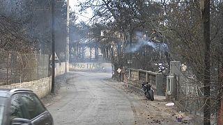 Grecia-incendi: sostituiti i vertici di polizia e vigili del fuoco