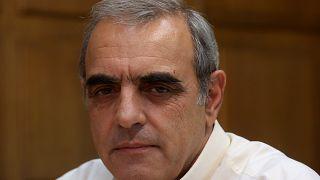 Παραιτήθηκε ο γ.γ. Πολιτικής Προστασίας, Γιάννης Καπάκης