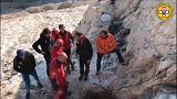 إيطاليا: البدء بإنقاذ مستكشف عالق في أحد الكهوف في جبال الألب