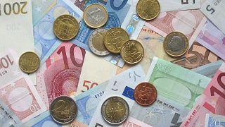 Euro banknot ve bozuk paraları