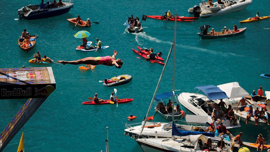 Plongeons vertigineux en Suisse