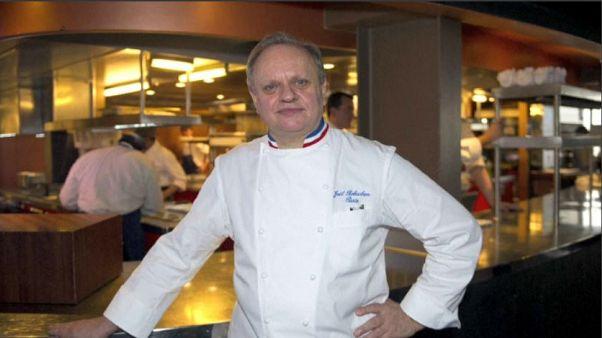 Morto Robuchon, lo chef piu' stellato al mondo