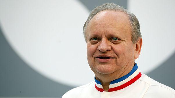 Ο Γάλλος σεφ Ζοέλ Ρομπυσόν που πέθανε σε ηλικία 73 ετών