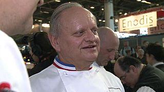 Kartoffelbrei war seine Spezialität: Sternekoch Joël Robuchon mit 73 Jahren gestorben