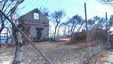 Grecia reconstruye la zona incendiada sin vallas