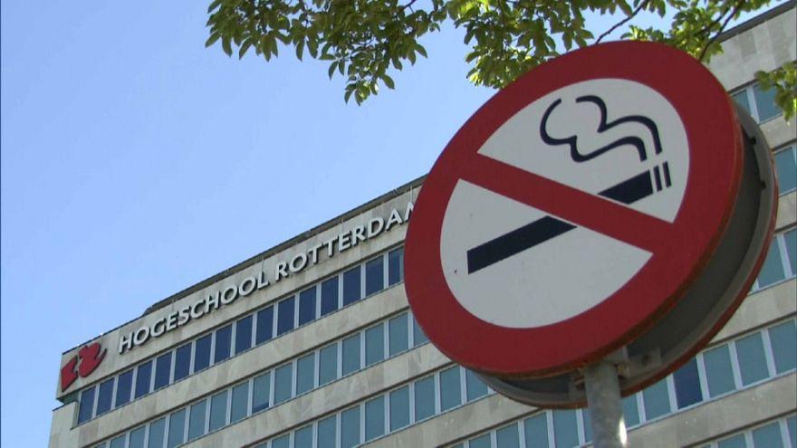 Bald Realität? Rotterdam plant in einigen Straßen Rauchverbot
