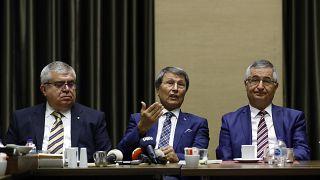 İYİ Parti kurucusu üç isim istifa etti