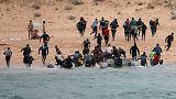 Il Marocco sta usando la tratta di migranti come leva contrattuale con la UE?