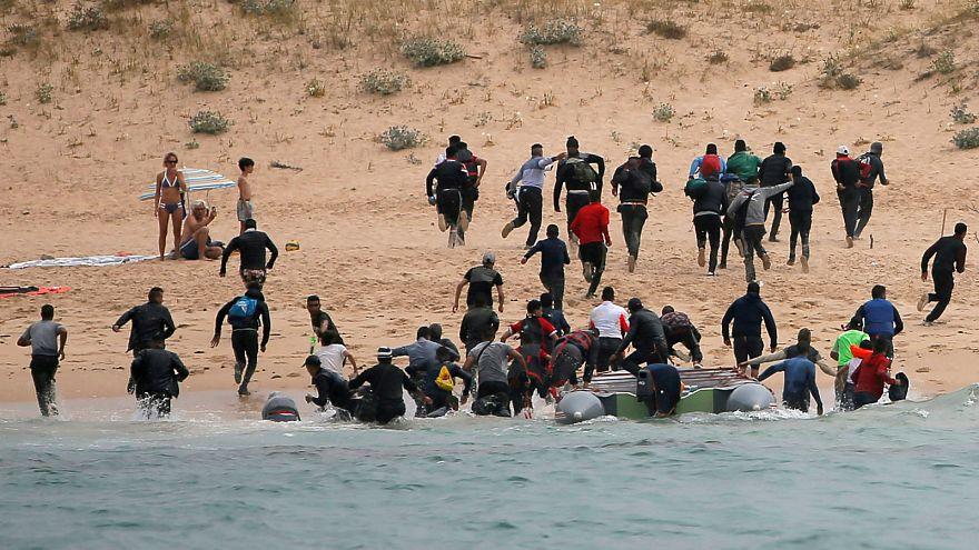 Did Morocco let more migrants make dangerous Spain crossing?