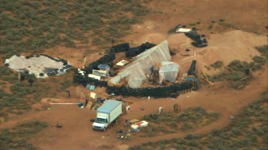 New Mexico: 11 Kinder abgemagert aus Lager befreit