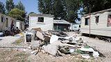 Megszaporodtak a roma pogromok Ukrajnában