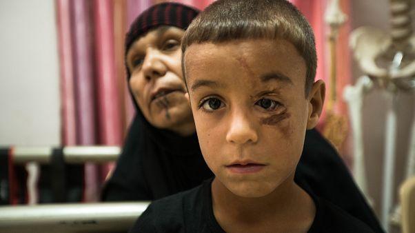 Мосул: лица войны